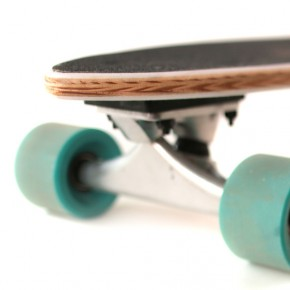 The Bucket Board: las patinetas fabricadas con desechos de Mac Premo