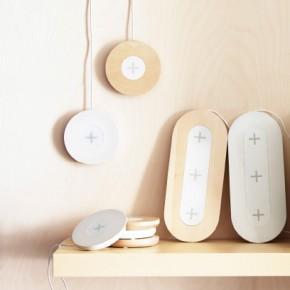 IKEA: mobiliario para cargar teléfonos con tecnología inalámbrica