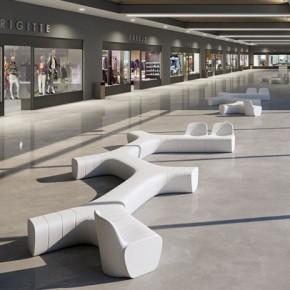Jetlag: las formas conectadas en el mobiliario de Cédric Ragot