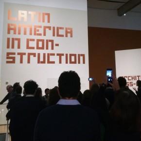 Latin America in Construction: arquitectura latinoamericana en el MoMA