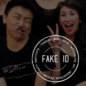 Fake ID 2015: Tesis del Master en DI de Pratt Institute