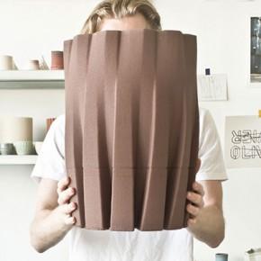 Las vasijas de Olivier Van Herpt: ¿un producto o un proceso?