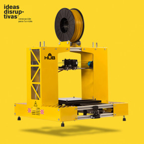 Proyecto 3Dx100: máquinas de impresión 3D para 100 escuelas en México