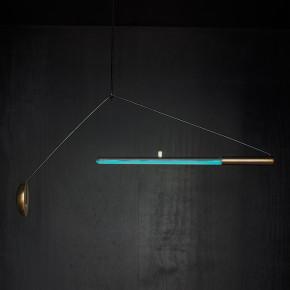 Lámpara Ambio: bioluminiscencia en objetos cotidianos