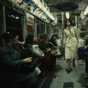 NYC Subway: documento fotográfico de 1981 por Christopher Morris