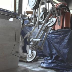 Carrara Robotics: cortando mármol con un hilo
