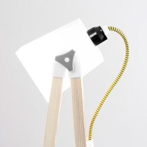 SMF.01: una lámpara para bajar y construir tu mismo, desde Polonia