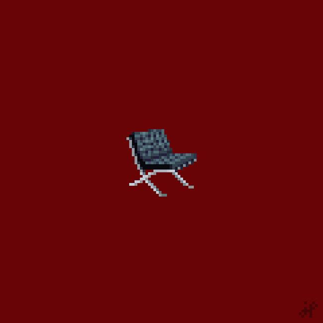 La silla Barcelona, diseñada por Ludwig Mies Van Der Rohe en 1929, era para la familia real española. La silla Barcelona fue inspirada en una silla plegable egipcia y en un taburete plegable romano, pensando a alguien en un trono. Aunque en la actualidad se producen en serie por Knoll, todavía la tapicería consiste en 40 paneles individuales hechos a mano que obtienen de una sola piel; por lo tanto, el producto cuenta con la calidad de un mueble artesanal.