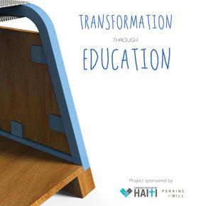 Mobiliario en Haiti: enfoque social en el proyecto de Daniela Vollmer