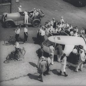 Dymaxion: el automóvil de Buckminster Fuller de 1933