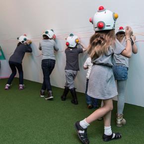 Pastello – Draw Act: el dibujo como experiencia en un espacio para niños