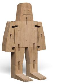 Bigfoot: el nuevo robot de madera diseñado por David Weeks para e15