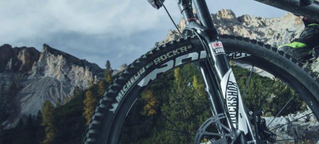 Lyrik: horquilla de bicicleta diseñada por un colombiano gana premio en USA