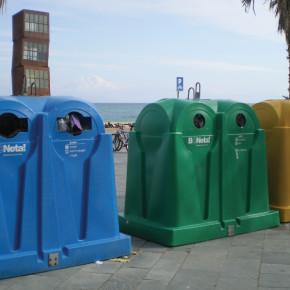 Código público: el color en el mobiliario urbano