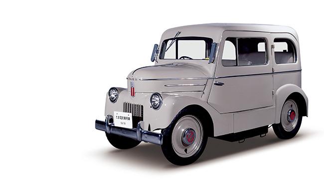 Tama EV Nissan, 1947.