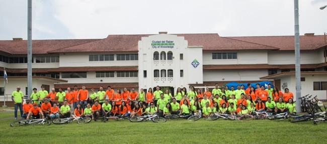 Grupo del Taller Internacional 2015