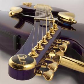 Special Purple: última guitarra utilizada por Prince fue hecha en Inglaterra
