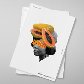 Adhesivo Magazine: visibilidad del arte y el diseño hispano emergente