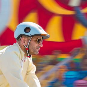 Classon: tecnología y seguridad en un casco para ciclistas urbanos