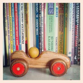 E-CO: del sonido a la madera en los juguetes del diseñador Ludwig Caballero