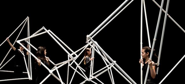 CasaCuerpo: arquitectura en Taller X, ejercicio conducido por Miguel Braceli