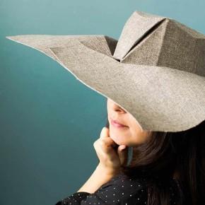 FoldinJat: experimento con sombreros del diseñador venezolano Lock Man Yee