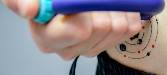 Thomy: inyectadora de insulina para niños de la mexicana Renata Souza